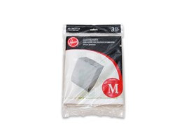 HOOVER  M BAGS 3  PACK