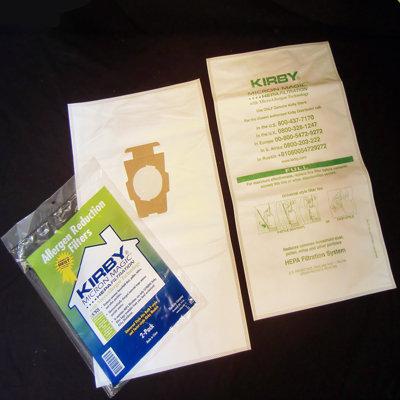 KIRBY SENTRIA F BAGS 2 PACK  205811A