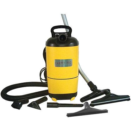Carpet Pro SCBP-1 Commercial Backpack Vacuum
