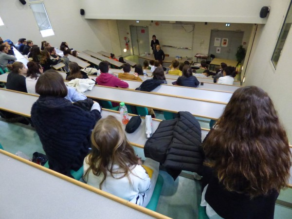 Intervention de Mr Fabrice LESADE directeur de Cultura centre-ville - Photo 3
