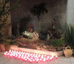 Icône - Messe d'avent à St Antoine - 18-