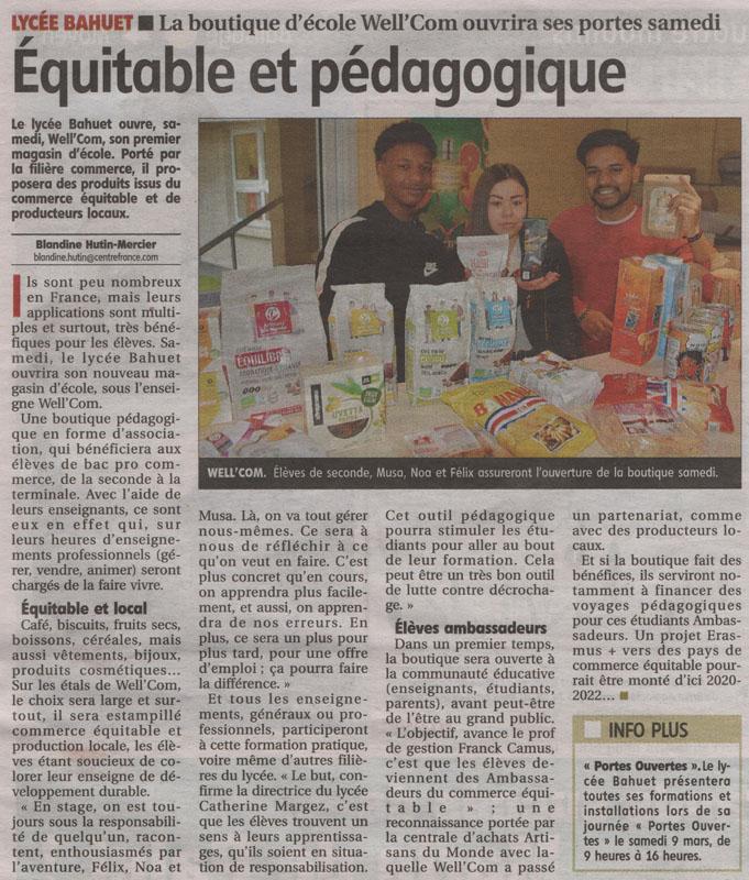 La_Montagne_-_WELL'COM_Equitable_et_péda