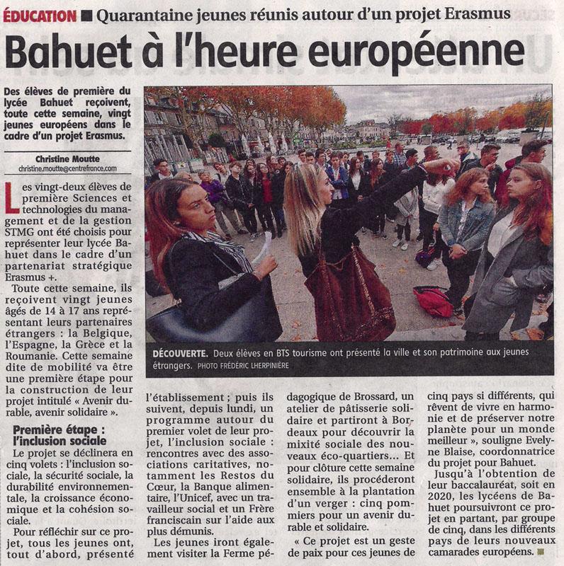 La_Montagne_-_Bahuet_à_l'heure_européenn