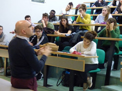 Intervention de Mr Fabrice LESADE directeur de Cultura centre-ville - Photo10