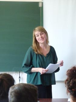 Intervention de Mme Tournier juriste au CDAD - 16-05-2017 - Photo 10