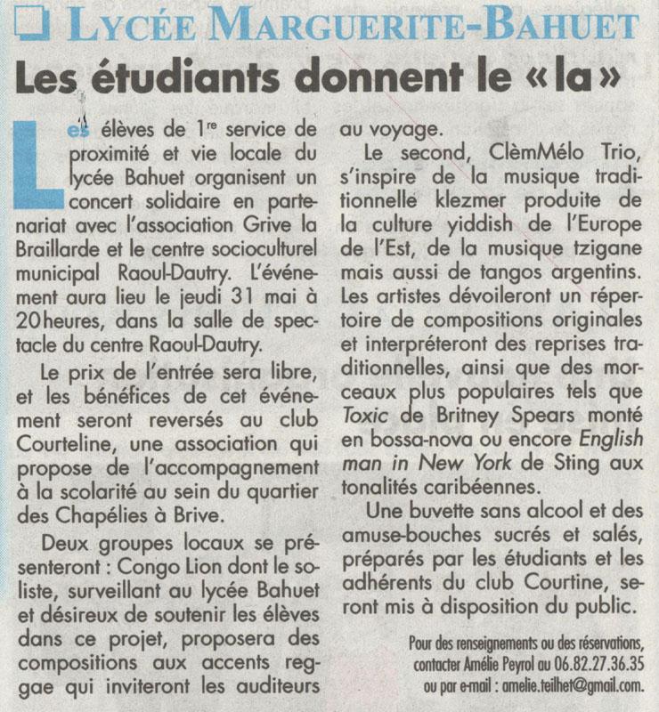 La_Vie_corrézienne_-_Les_étudiants_donnent_le_La_-_25_mai_2018