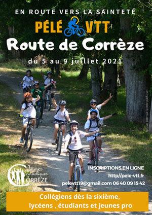 FLYER PELE VTT route de Corrèze 2021 - 0