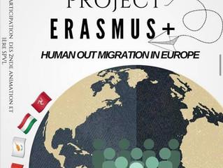 Le Lycée Bahuet, engagé dans le Projet Erasmus + HOME