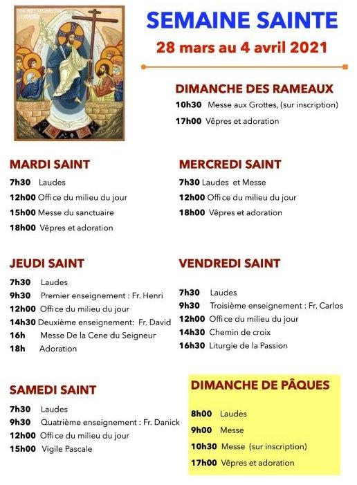 Semaine sainte 28 mars au 4 avril 2021.p