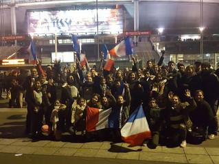 Une sortie au Stade de France avec le Collège La Salle
