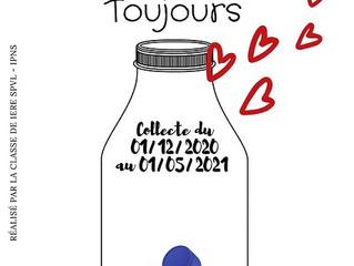 """Projet """"Bouchons d'amour"""""""