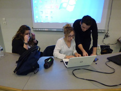 3_anciennes_élèves_du_Lycée_présentent_l'IFSI_de_Tulle_-_08-02-2018_-_Photo_2