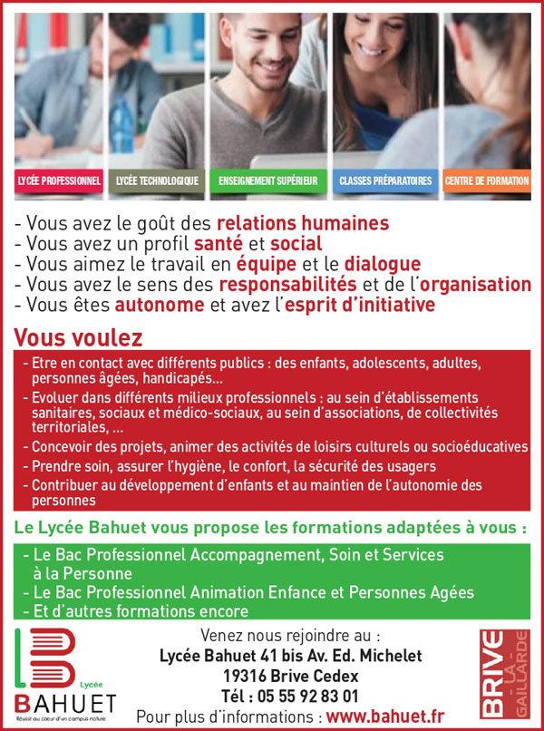 Affiche_BAC_PRO_ANIMATION_Lycée_Bahuet_