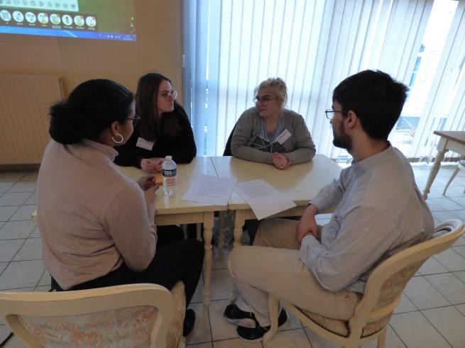Forum des anciens - 13-02-2020 - Photo 1