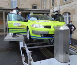 Icône - Sécurité routière - 02-02-2021