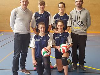 Championnat interacadémique de volley à Limoges