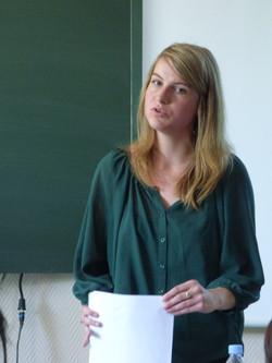 Intervention de Mme Tournier juriste au CDAD - 16-05-2017 - Photo 4