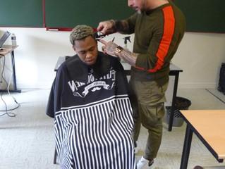 Des ateliers conseils en image ont été mis en place pour des étudiants, au Lycée Bahuet