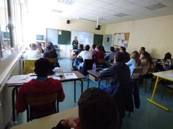Intervention de Mme Tournier juriste au CDAD - 16-05-2017 - Photo 7