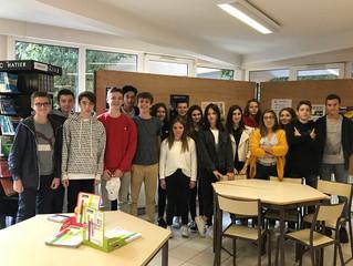 La semaine ERASMUS+  du Lycée Bahuet