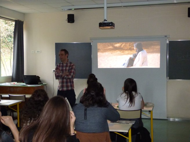 Intervention sur le film Timbuktu - Le jeudi 16 mars 2017 - Photo 7