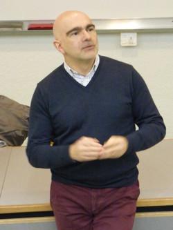 Intervention de Mr Fabrice LESADE directeur de Cultura centre-ville - Photo 6