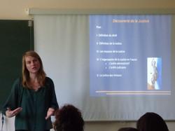 Intervention de Mme Tournier juriste au CDAD - 16-05-2017 - Photo 9