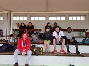 Une très belle place au Championnat académique d'athlétisme pour les élèves du Lycée Bahuet