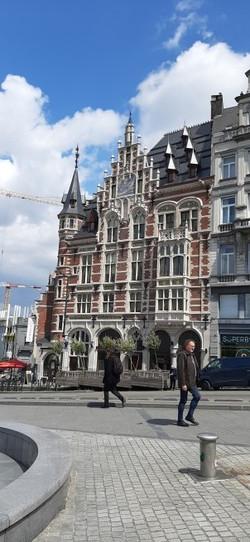 ERASMUS - Voyage Belgique - Mai 2019 (41