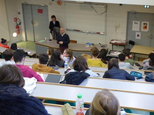 Intervention de Mr Fabrice LESADE directeur de Cultura centre-ville - Photo 7