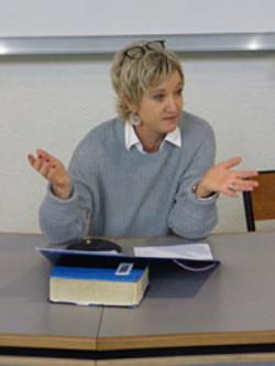 Icône - Mme Noëlle PAREJA aide-soignante
