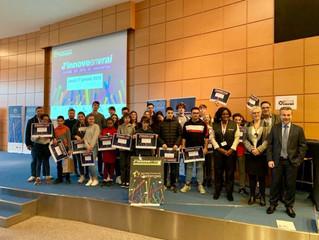 Une Participation fructueuse d'élèves du Lycée Bahuet à la 4ème édition J'innoveenvrai