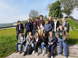 ERASMUS - Voyage Belgique - Mai 2019 (13