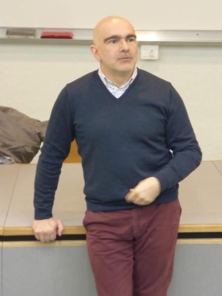 Intervention de Mr Fabrice LESADE directeur de Cultura centre-ville - Photo 4