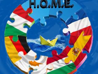 Le projet ERASMUS PLUS HOME s'est adapté parfaitement à la crise sanitaire