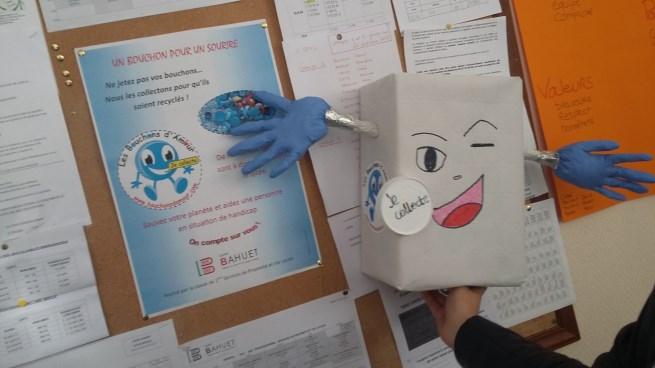 Eco semaine - Les 1ères SPVL ont été très créatifs - Photo 5