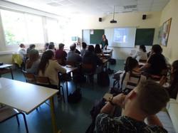 Intervention de Mme Tournier juriste au CDAD - 16-05-2017 - Photo 6