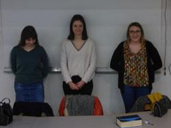 Icône - FCPBC 2 étudiantes en IFSI et un