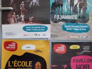 """""""Bouge au spectacle"""" saison 3"""