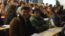Les élèves de 2ème année de BTS Assurance ont assisté à une réunion hebdomadaire du BNI Business Net