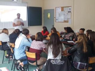 Une Intervention sur le BPJEPS (Brevet Professionnel de la Jeunesse, de l'éducation Populaire et Spo