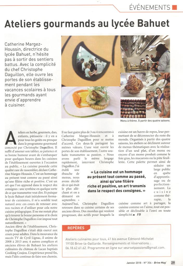 Brive_Mag'_Janvier_2018_-_Ateliers_gourmands_au_lycée_Bahuet