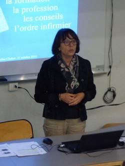 Intervention_de_Madame_CHATEIL_-_Cadre_de_santé_IFSI-IFAS_de_TULLE_-_Photo_4