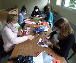 Icône - Atelier Origamis de Noël - 17-12