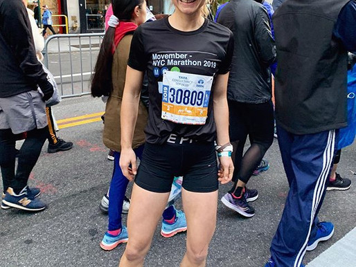 Why I run... Fractel blog!