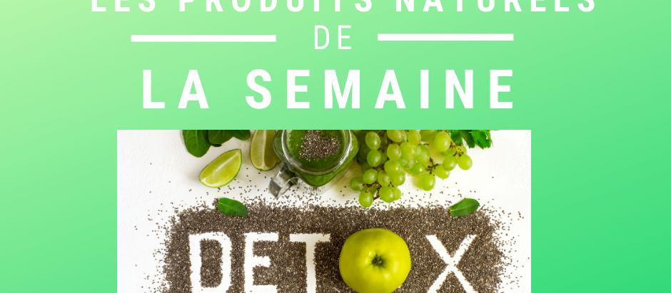 Les aliments detox