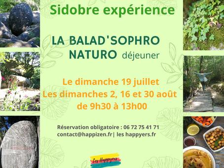 La Balad'Sophro-Naturo du dimanche