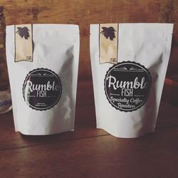 Rumble Fish coffee
