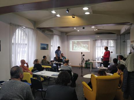 Първа партньорска среща по проекта #ShareEurope