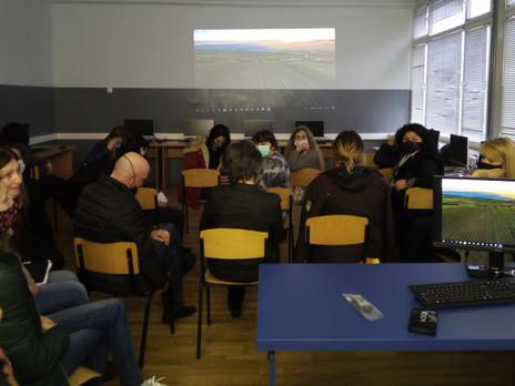 Платформата iEDU бе представена пред учители от 140. СУ